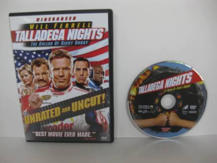 Talladega Nights: The Ballard of Ricky Bobby - DVD